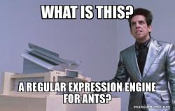 Center for Ants (Zoolander)