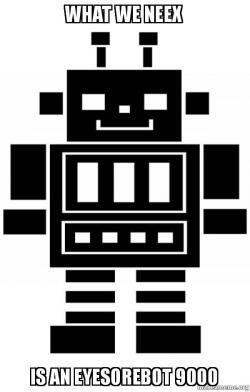 Eyesore bot 9k