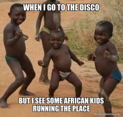 Disco day