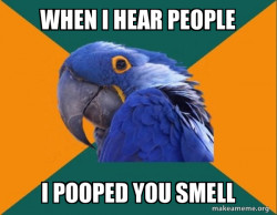 Paranoid Parrot