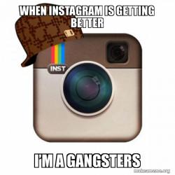 Scumbag Instagram
