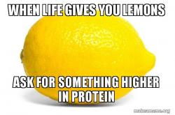 Protein Lemon