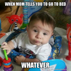 'Whatever' Kid