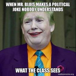 Mr. Blois Memes