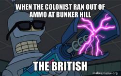 Bunker hill meme