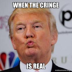 Donald Trump Kissing