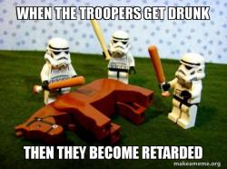 Floggi drunken Stromtroopers