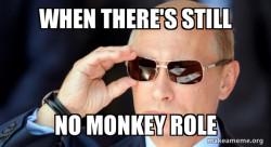 Monkey monkey monkey yum