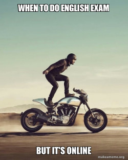 Keanu Reeves Stunt Bike