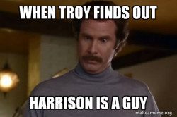 Ron Burgundy I am not even mad or That's amazing (Anchorman)