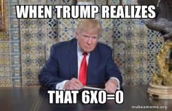 Donald Trump Brains