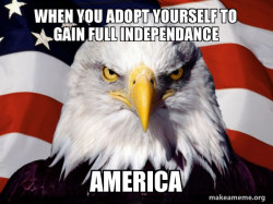 the land of the free