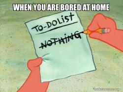 To-do nothing lish
