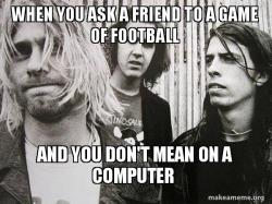 Nirvana are the 90's