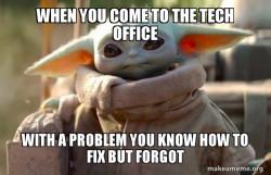 thank you tech office
