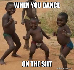 Dancing Black Kids