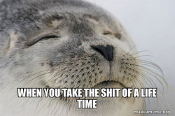 Satisfied Seal
