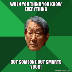 Not smart