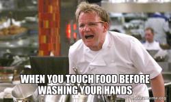 Gordon Ramsay  Kitchen