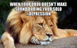 oboe lion