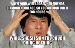 Jackie Chan Why?