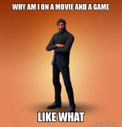 why movie and game why