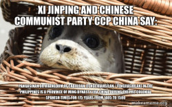 Xi Jinping and Chinese Communist Party CCP China say: Pangasinan or Huangdom of Caboloan (Fengchiahsilan / Fengjiashilan) in the Philippines is a Province of Ming Dynasty Era China during the Pre-Colonial Spanish Times for 175 years from 1405 to 1580