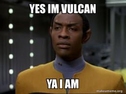 Skeptical Vulcan