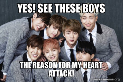 BTS is life