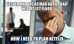 Male First World Problems