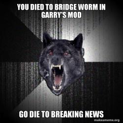 Insanity Wolf