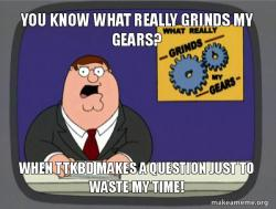 What Grinds My Gears Family Guy