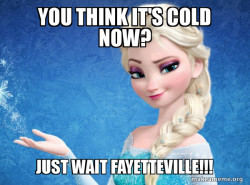 Fayetteville Elsa