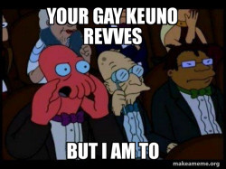 zoidberg is a homosexual