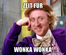 Willy Wonka Sarcasm Meme