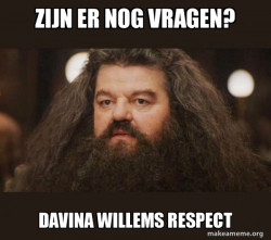 Hagrid - I should not have said th