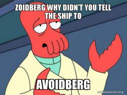 Tricky Zoidberg