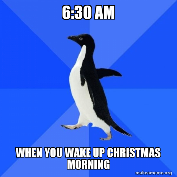 Socially Awkward Penguin meme