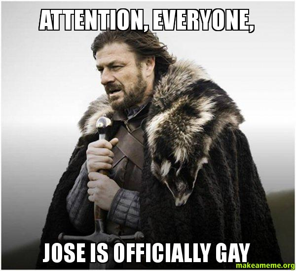 Jose Is Gay 116