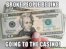 Image result for broke people memes