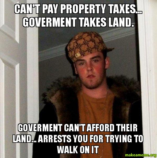 Can T Afford Property Taxes