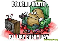 couch potatto