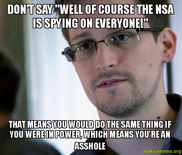 the nsa meaning