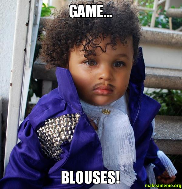 Game Blouses  Silk Blouses