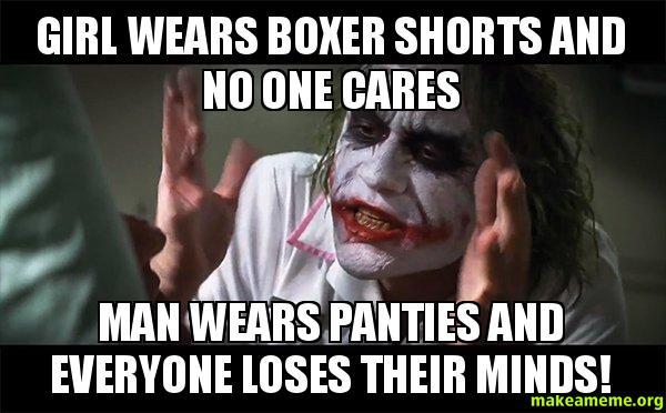 boxer shorts meme