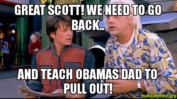 Meme Download The IPhone App Great Scott We Need To Go Back