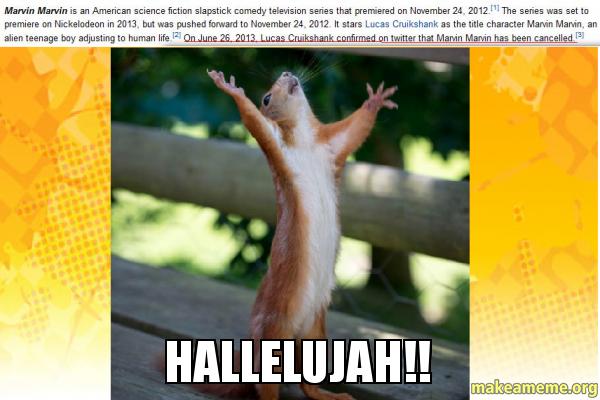 HALLELUJAH!! | Make a Meme Hallelujah Meme