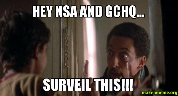 Image result for gchq memes