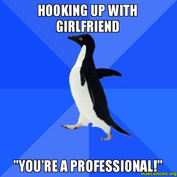 awkward hook up meme Stream podcast: awkward tuesday phone call - 2 year vegas hook up (06/15/15) by movin925 from desktop or your mobile device.