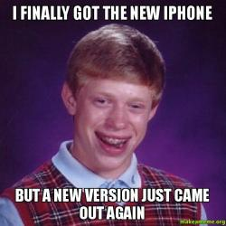 Iphone  Came Out